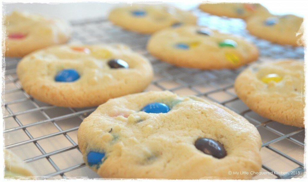 M&M Cookies 5