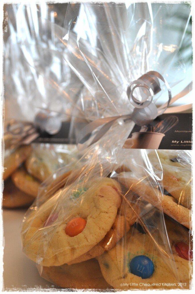 M&M Cookies 8